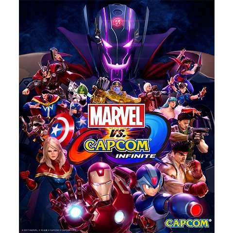 『マーベル VS. カプコン:インフィニット』PV