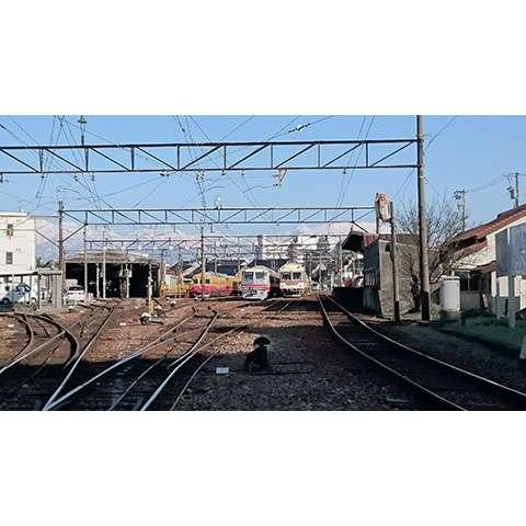 富山東西鉄道巡り