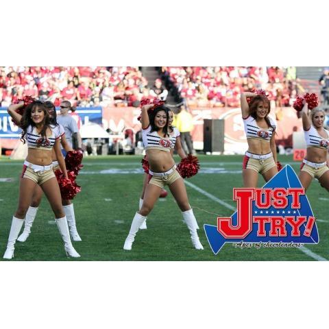 JUST TRY!-Apex of cheerleaders-