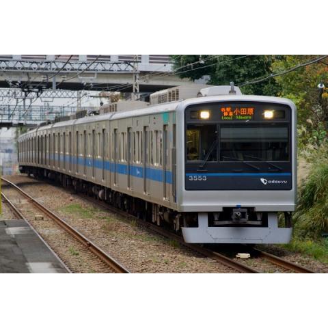 3000形小田急線各駅停車 新宿~小田原