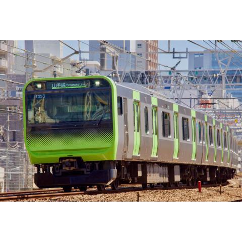 E235系 山手線 内回り・外回り(東京発着)
