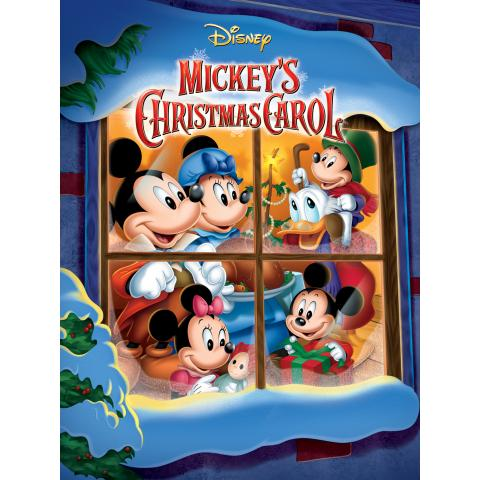 ミッキーのクリスマス・キャロル