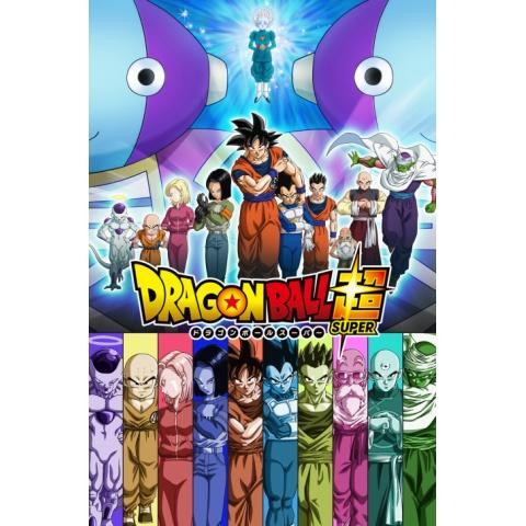 ドラゴンボール超(第77話~第131話)