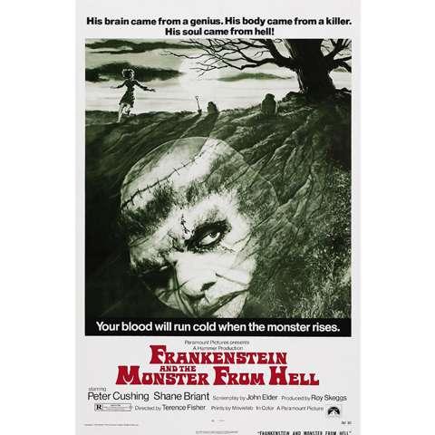フランケンシュタインと地獄の怪物(モンスター)