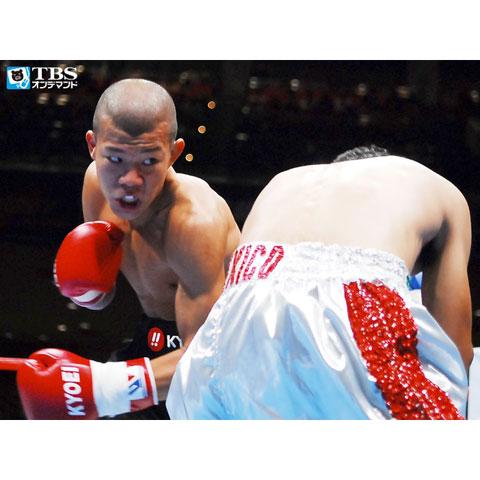 亀田興毅 世界前哨戦2試合セット(2006)