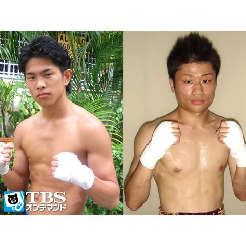 井岡一翔×瀬川正義(2010) 日本ライトフライ級王座決定戦