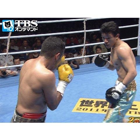 亀田大毅×ヘスス・マルティネス(2011) 54kg契約級10回戦