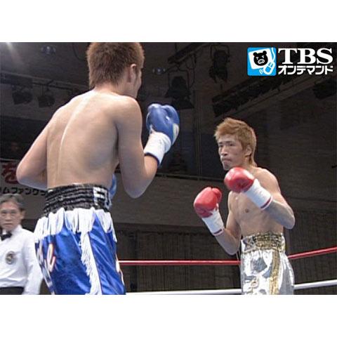 佐藤洋太×大庭健司(2011) 日本スーパーフライ級タイトルマッチ