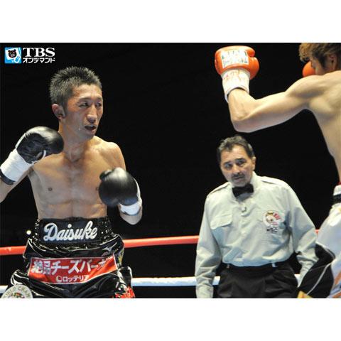 内藤大助×清水智信(2008) WBC世界フライ級タイトルマッチ