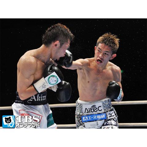 井岡一翔×八重樫東(2012) WBA・WBC世界ミニマム級王座統一戦