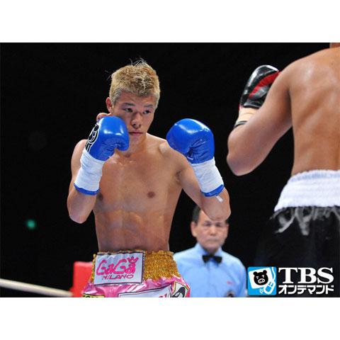 亀田和毅×レイ・ラス・ピーニャス(2012) 55kg契約級10回戦