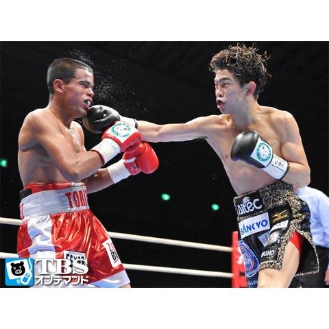井岡一翔×ホセ・ロドリゲス(2012) WBA世界ライトフライ級タイトルマッチ