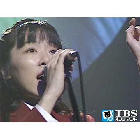 90's ライブコレクション アイラブバンド「鈴木祥子」
