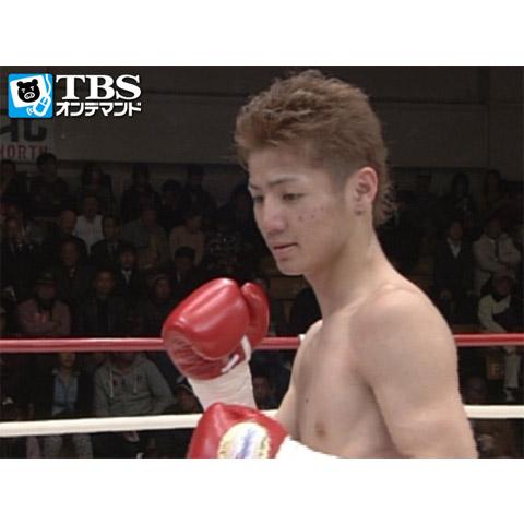 松本亮×ジョン・バジャワ(2013) 53kg契約級8回戦