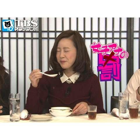 女子アナの罰 #72「一流品見きわめ対決~中華編」