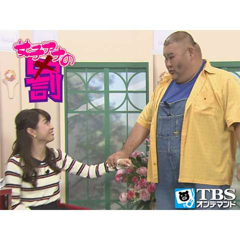 女子アナの罰 #75「芸人ボケ処理対決~後編~」
