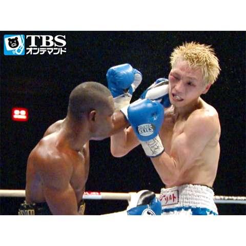 ギジェルモ・リゴンドー×天笠尚(2014) WBA・WBO世界スーパーバンタム級タイトルマッチ