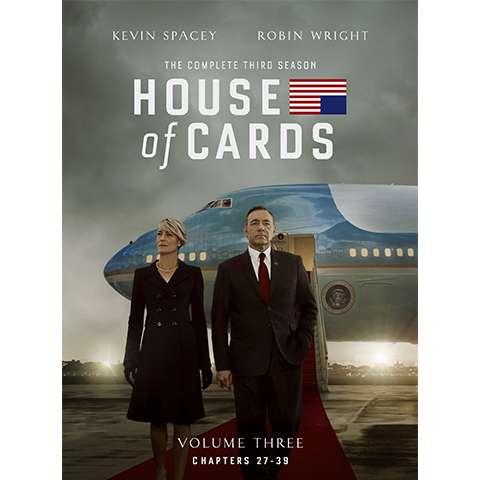 ハウス・オブ・カード 野望の階段 シーズン3