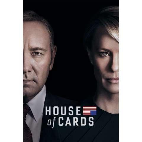 ハウス・オブ・カード 野望の階段 シーズン4