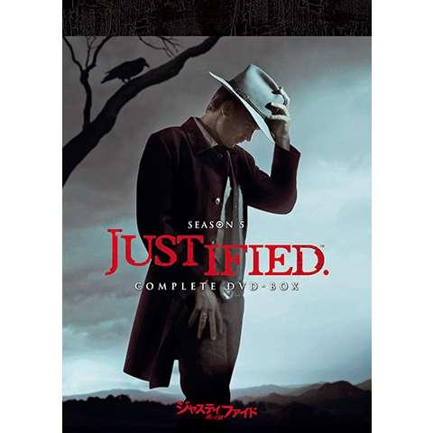 JUSTIFIED 俺の正義 シーズン5