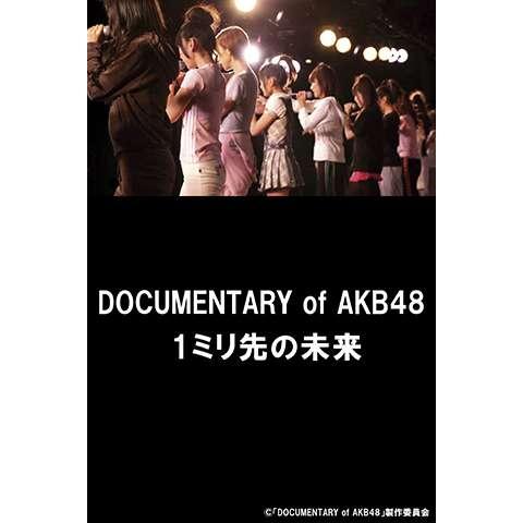DOCUMENTARY of AKB48 1ミリ先の未来