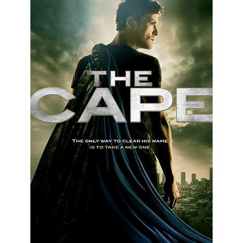 ザ・ケープ 漆黒のヒーロー/THE CAPE シーズン1