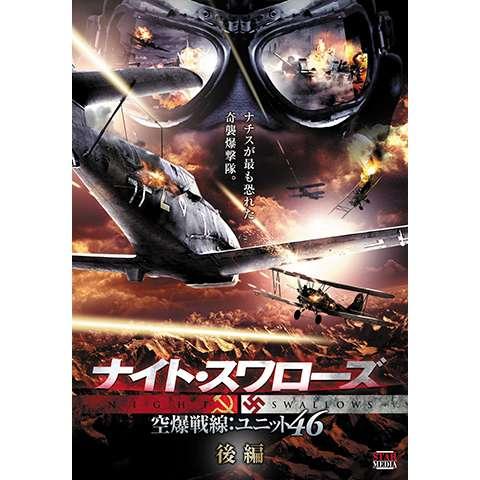 ナイト・スワローズ 空爆戦線:ユニット46 後編