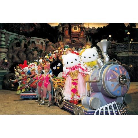 サンリオオールスターパレード コズミックファンタジー/ちいさなちいさな音楽会2