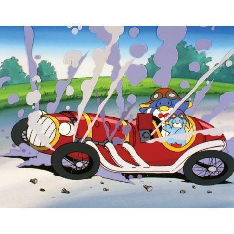 サムとチップのハチャメチャ大レース