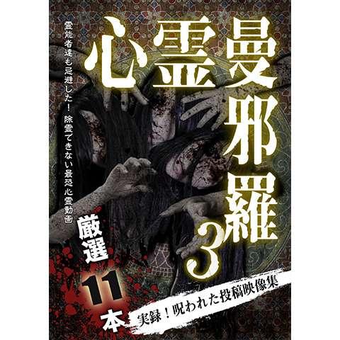 心霊曼邪羅3~実録!呪われた投稿映像集~