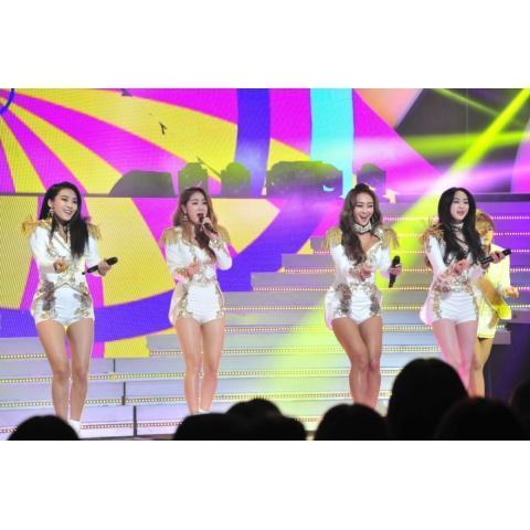 MBC歌謡大祭典 2014年