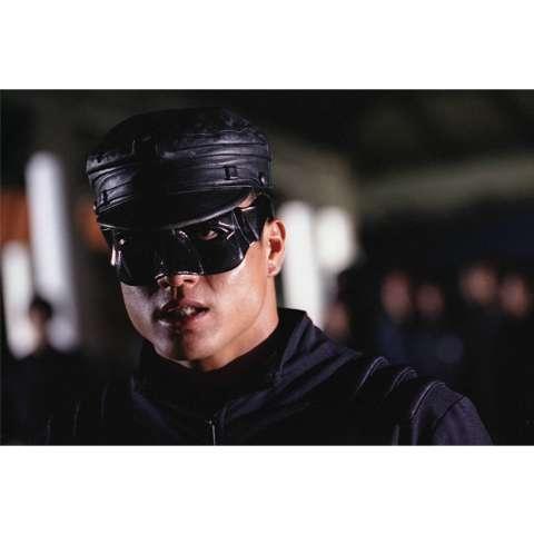 ブラックマスク2