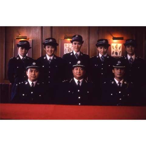 98分署香港レディー・コップス