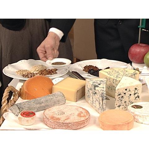 セレブスタイル@TV 紳士淑女のおいしいたしなみ ~チーズ&シャンパン編~