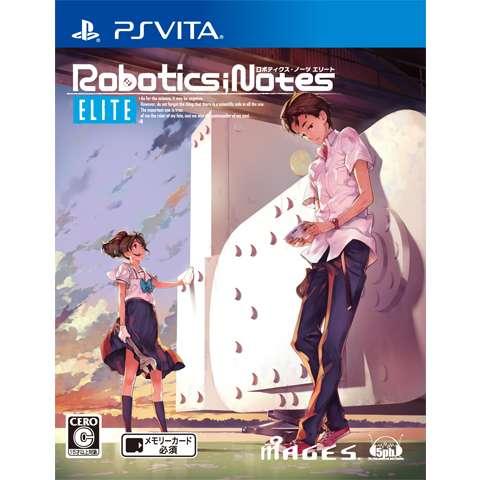 『ROBOTICS;NOTES ELITE』(ロボティクス・ノーツ エリート)PV