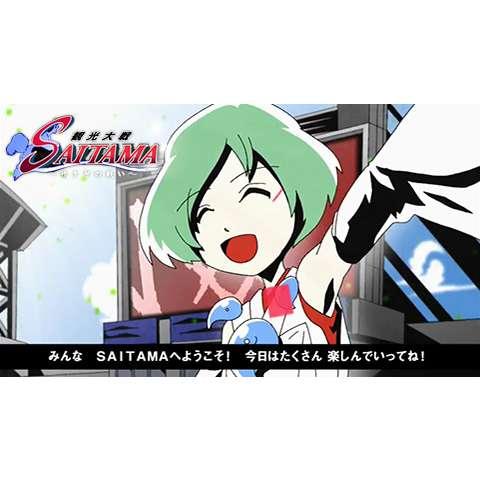 埼玉県観光PRアニメ「観光大戦SAITAMA~サクヤの戦い~」