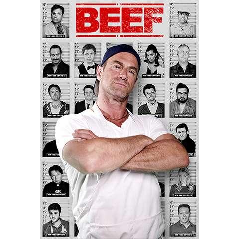 ビーフ 裁判は肉屋で