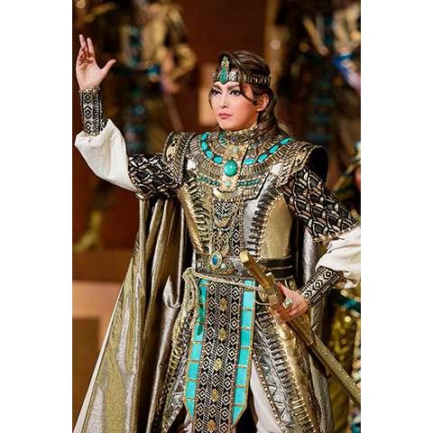 王家に捧ぐ歌-オペラ「アイーダ」より-('15年宙組・東京・千秋楽)