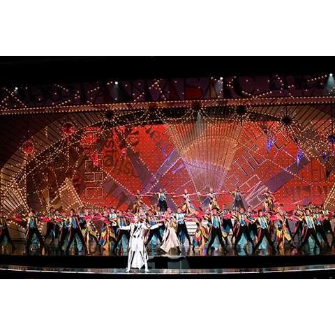 ミュージック・クリップ「Fantastic Energy!」~月組『Fantastic Energy!』より~
