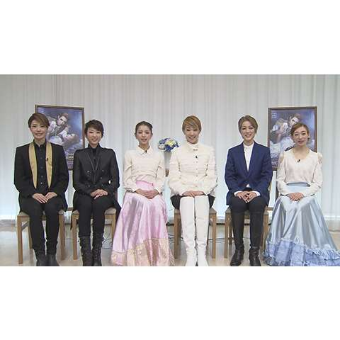 NOW ON STAGE 星組中日劇場公演『うたかたの恋』『Bouquet de TAKARAZUKA』
