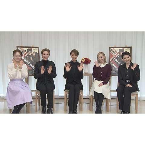 NOW ON STAGE 星組シアター・ドラマシティ・TBS赤坂ACTシアター公演『ドクトル・ジバゴ』