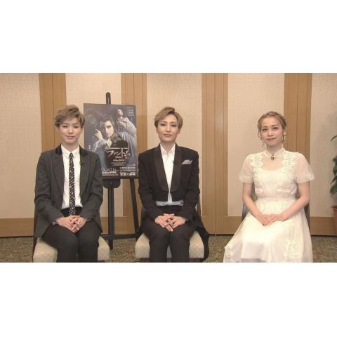 TAKARAZUKA NEWS Pick Up #592「雪組『ファントム』インタビュー」~2018年10月より~