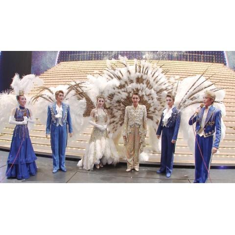 TAKARAZUKA NEWS Pick Up #599「星組宝塚大劇場公演『霧深きエルベのほとり』『ESTRELLAS ~星たち~』突撃レポート」~2019年1月より~