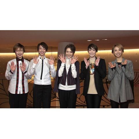 TAKARAZUKA NEWS Pick Up「お正月だよ!Hey!Say!パネルアタック2019~宙組編~」~2019年1月 お正月スペシャル!より~