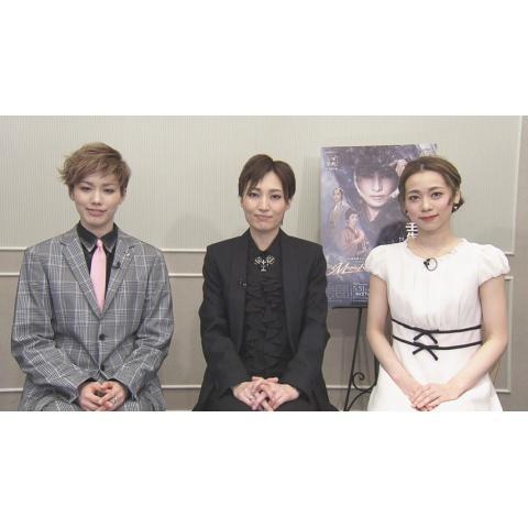 TAKARAZUKA NEWS Pick Up #614「雪組『壬生義士伝』『Music Revolution!』インタビュー」~2019年4月より~