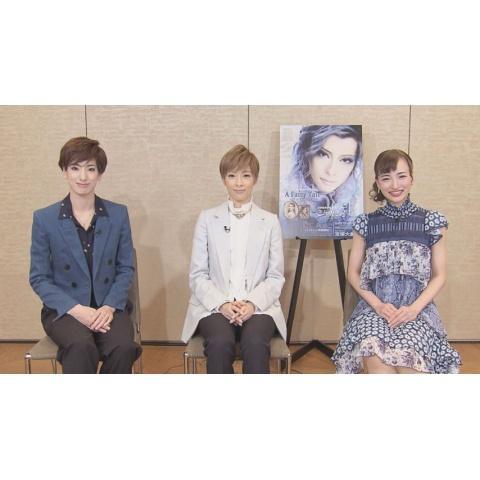 TAKARAZUKA NEWS Pick Up #621「花組『A Fairy Tale -青い薔薇の精-』『シャルム!』インタビュー」~2019年7月より~
