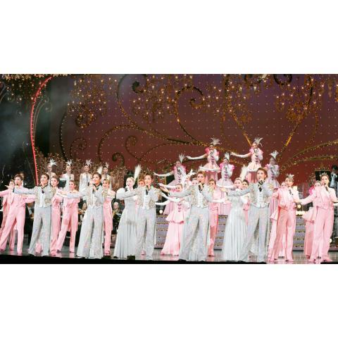 タカラヅカスペシャル2017 ジュテーム・レビュー -モン・パリ誕生90周年-('17年・梅田芸術劇場)