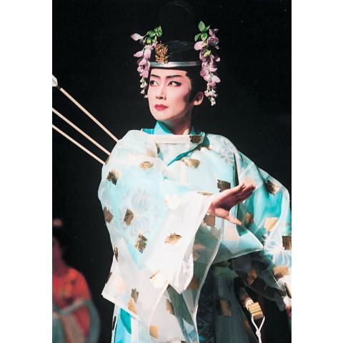 あかねさす紫の花('95年雪組・宝塚)