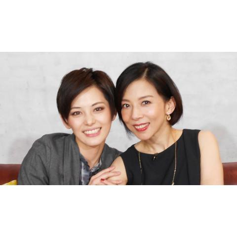 スカイ・ステージ・トーク リクエストDX「霧矢大夢・朝美絢」