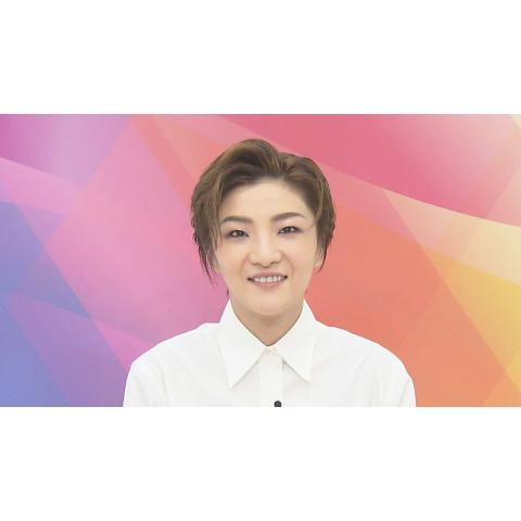 TAKARAZUKA NEWS Pick Up「true colors 鳳月杏」